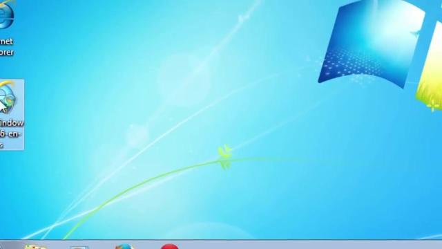 Click vào phiên bản Internet Explorer 11 mới