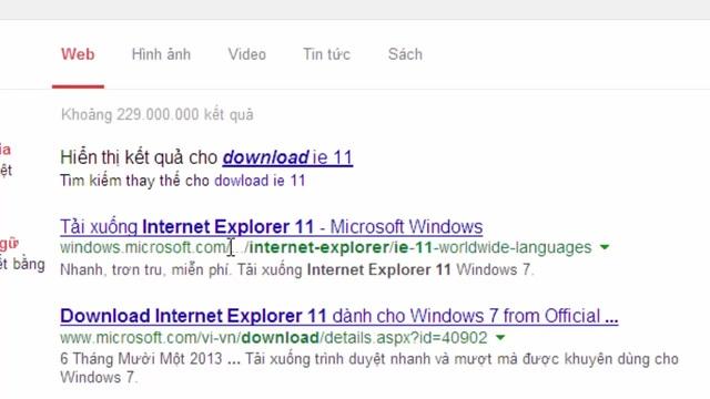 Truy cập vào trang chủ của Microsoft để download bản gốc