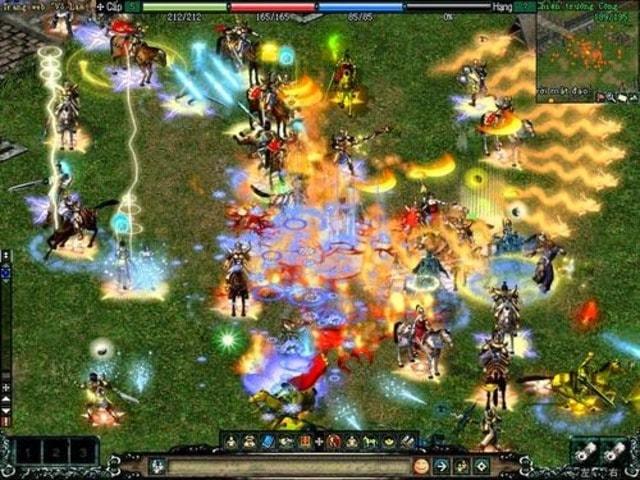 Game thủ cần chọn nơi luyện công tốt nhất cho Thiên Nhẫn nhằm tăng điểm kỹ năng và tiềm năng