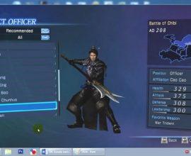 Nguyên nhân nào khiến game Dynasty warriors 8 lỗi đen màn hình?