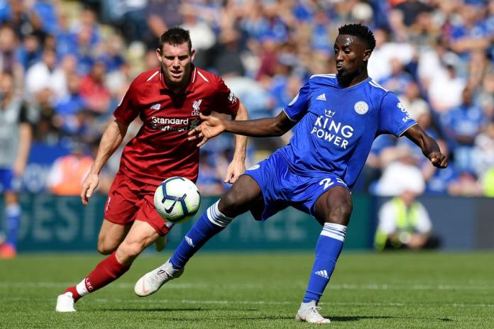 Trận đối đầu giữa Liverpool vs Leicester City