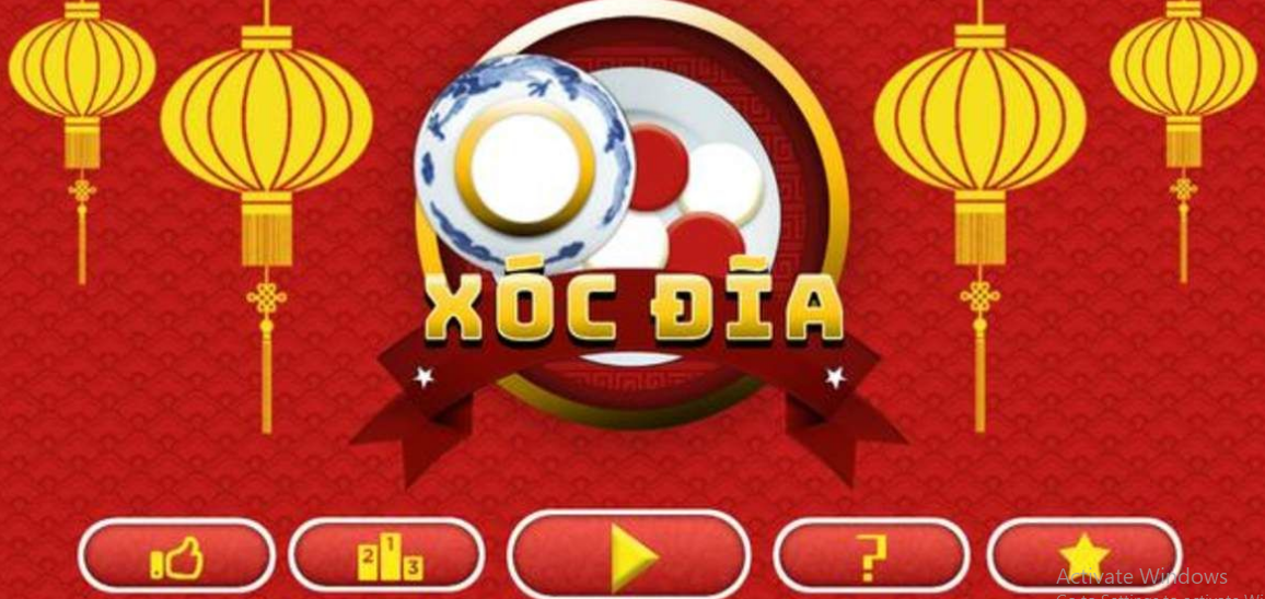 Game đánh xóc đĩa online được nhiều người yêu thích