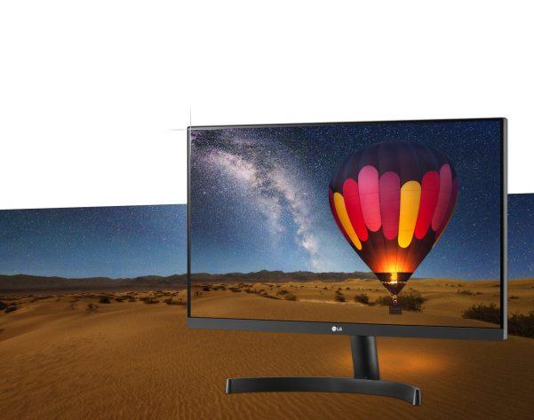LG 24MK600M - màn hình chơi game công nghệ mới