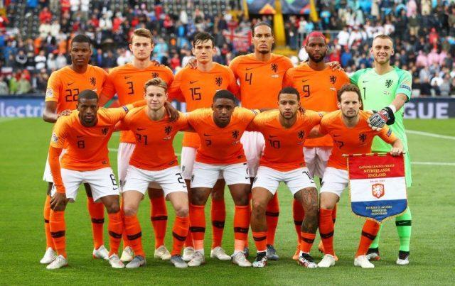Đánh giá đội hình tuyển Hà Lan