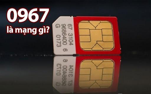 Đầu số 0967 là mạng gì?